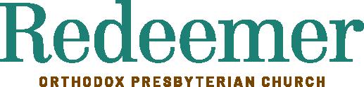 Redeemer OPC Logo